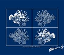 PNG Art - Lion Fish